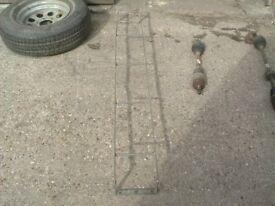 land rover 90 /109 /110 rear ladder