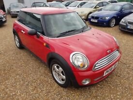 MINI Hatch 1.4 One Hatchback 3dr Petrol Manual. FULL SERVICE HISTORY. HPI CLEAR. 2 KEYS. P/X WELCOME