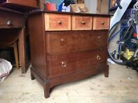 Stag - Vintage Chest of Drawers