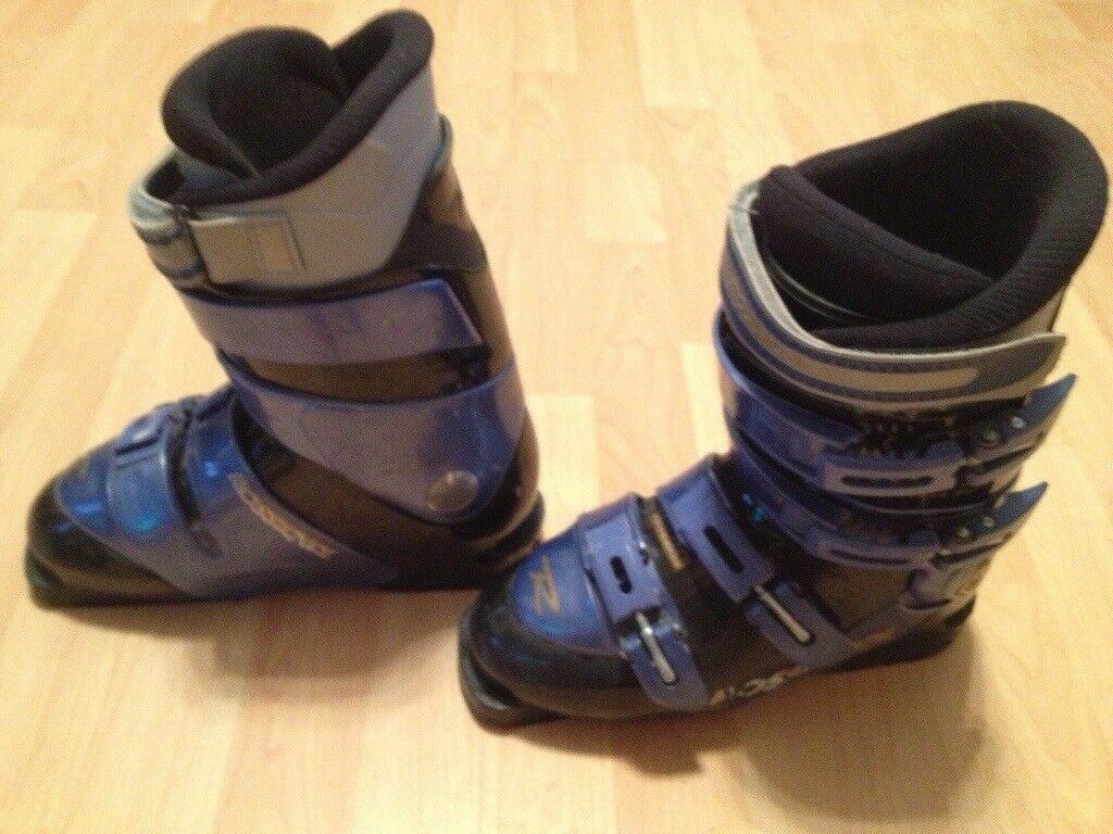 Rossignol 'Energy' Ski Boots - Ladies (Size 24.5)
