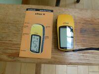 Garmin GPS eTrex H tracker