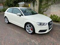 2013 Audi A3 1.6 Tdi £0 Tax S-line Alloys golf Leon civic a1