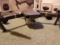 DJI MAVIC PRO - FLY MORE COMBO - Mint Condition / Hardly Used