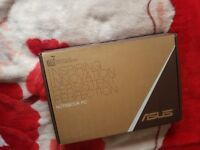 ASUS Notebook 15.6 inch Display, Aluminium finish body, high specs , new condition well looked after