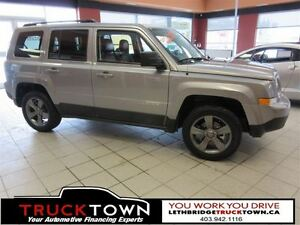 2015 Jeep Patriot EXTRA SET OF TIRES INCLUDED!!