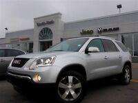 2011 GMC Acadia SLT2 Tow Pkg Rear Entertainment Xenons Sunroof R
