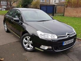 Citroen C5 2.0 HDi VTR+ 4dr, Sat Nav, Great Condition, FSH, Free Warranty