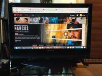"""Panasonic Viera 37"""" HD Plasma Screen #TH-37PX70B"""