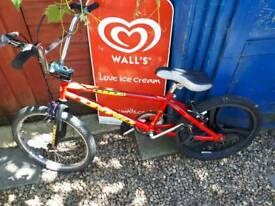 Nitro BMX one of many quality bicycles for sale