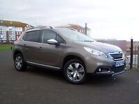 2014 (14) Peugeot 2008 Allure HDi 92 EGC