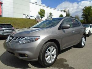 2012 Nissan Murano SL AWD TOIT PANORAMIQUE CUIR