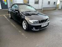 BMW 118i Convertible with brand new engine
