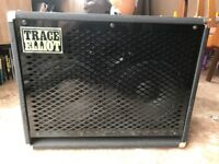 Trace Elliot and Peavey Bass Speaker