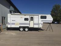 22 foot Wanderer Lite trailer in PRISTINE condition!