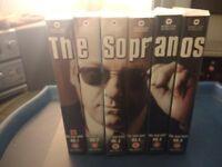SOPRANO'S - FIRST 2X SERIES VHS