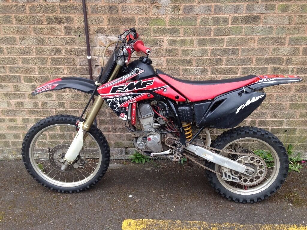 honda crf 150r 2010 in leicester leicestershire gumtree. Black Bedroom Furniture Sets. Home Design Ideas