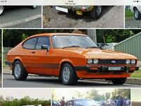 WANTED FORD CAPRI