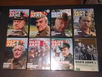 Dad's Army DVD collection Disc 1-5, 26 and Bonus Disc 27