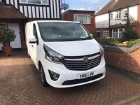Vauxhall Vivaro Sportive L2H1. 2015 Plate. NO VAT. Warranty to July 2018. Great condition.
