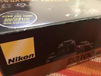 Nikon 3100 plus accessories