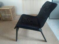 Ikea NOLMYRA Black Chair