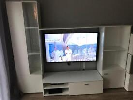 TV UNIT LIVING ROOM FURNITURE SET
