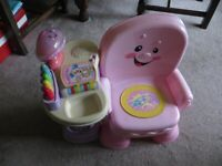 Fisher Price - Sit on Activity Centre