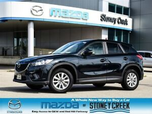 2015 Mazda CX-5 GX Push Start B/T Keyless