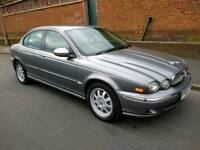 Jaguar x type deisel sport