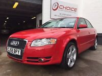 AUDI A4 2.0TDI ** JAN 2018 MOT ** CAMBELT REPLACED ** HEATED LEATHER SEATS **