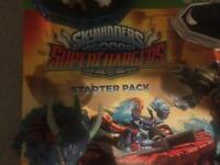 Xbox one skylanders superchargers