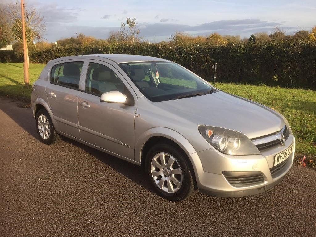 2006 Vauxhall Astra 1.6 16v Club - New MOT