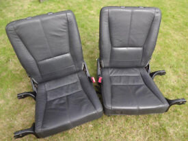 Mercedes, ML 3rd Row Seats, Leather Rear Fold Up Seats, For Use To 7 Seater