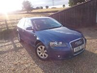 Audi A3 2.0 TDI, clean, tidy, & well looked after