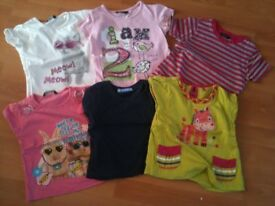 Girls 2-3 Years Clothes Bundle