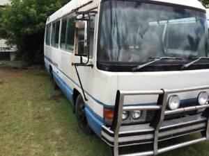 1989 Toyota Coaster Campervan