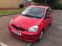 2004 Toyota Yaris 1.0 VVT-i T3 5dr High Clutch @ 07445775115 @@@ 07725982426