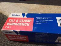 Wickes Fold & Tilt Workbench