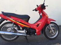 2005 HONDA ANF125 INNOVA GOOD CLEAN LITTLE BIKE ,MOTD RUNNING WELL ONLY £650 AT KICKSTART BELFAST