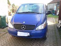 Mercedes Vito 109CDI Van