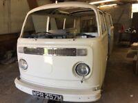 VW Camper-Wesrfalia RH drive