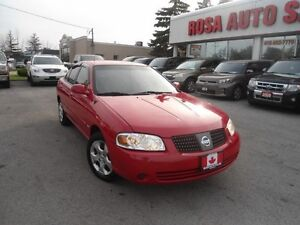 2005 Nissan Sentra 4dr Sdn I4 Auto 1.8 Special Edition PW PL PM