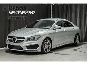 2015 Mercedes-Benz CLA-Class CLA250 4MATIC AMG SPORT PACKAGE BLU