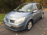 **2006 RENAULT SCENIC 1.5DCI STARTS/DRIVES QUICKSALE**