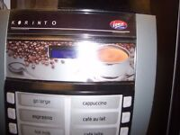 KORINTO TABLE TOP COFFEE MACHINE (BEAN TO CUP} BEST ON THE MARKET TODAY