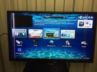 """Samsung 60"""" plasma smart tv"""
