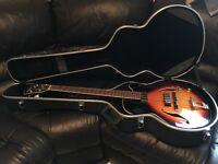 Ibanez Artcore Semi Acoustic Bass Guitar