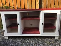 Large wooden tv stand, sideboard