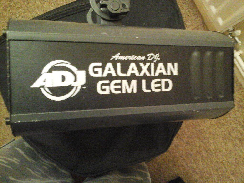 American Dj Galaxian Gem Led