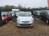 2009-TOYOTA PRIUS T SPIRIT-UK MODEL - PCO ELIGIBLE - FULL LEATHER